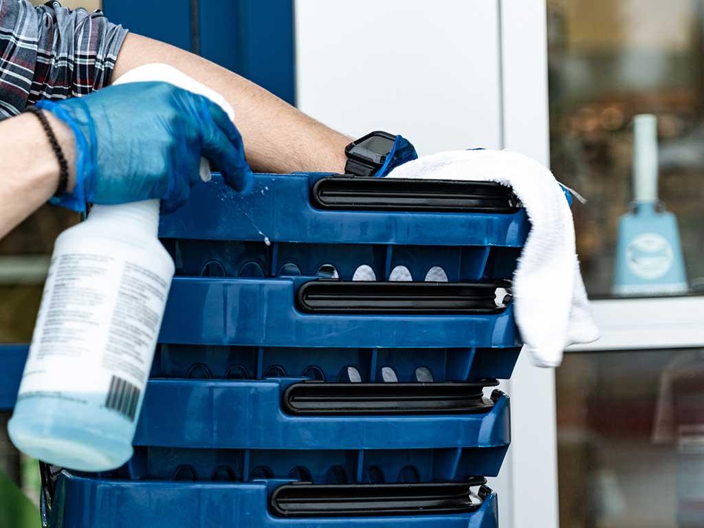 Guía para limpieza y sanitización de tu tienda de abarrotes